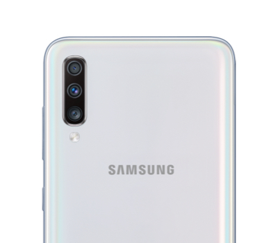Samsung Galaxy A70 Camera.